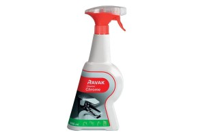 Ravak Cleaner Chrome 500ml  ! lśniąca bateria !  X01106