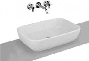Vitra umywalka Shift Bowl 55 x 37,5cm na blat